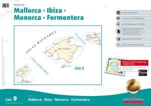 Satz 9: Balearen - Mallorca, Ibiza, Menorca; Formentera