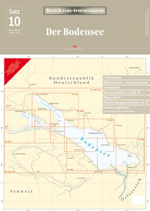 Satz 10: Der Bodensee