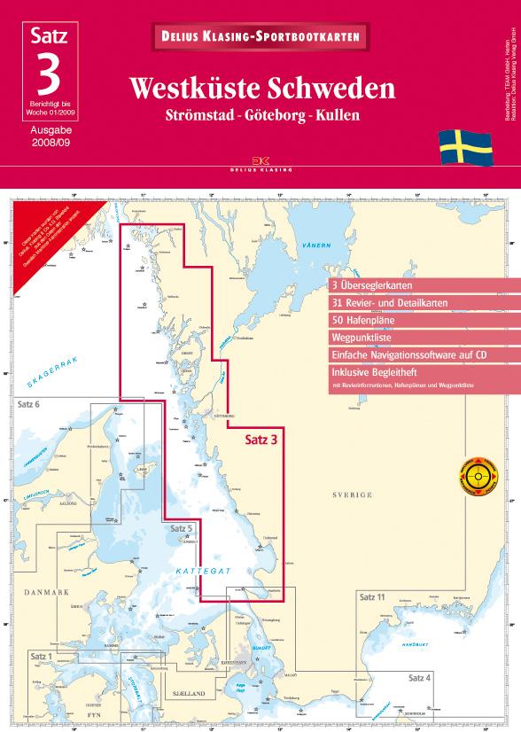 Satz 3: Westküste Schweden