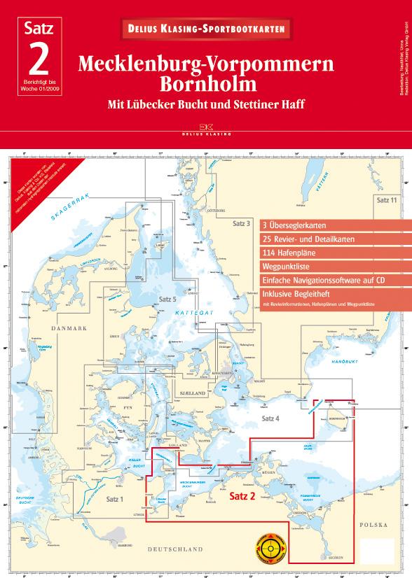 Satz 2: Mecklenburg-Vorpommern • Bornholm