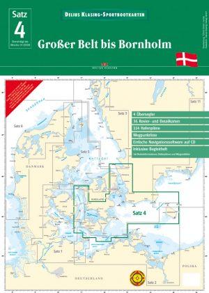 Satz 4: Großer Belt bis Bornholm