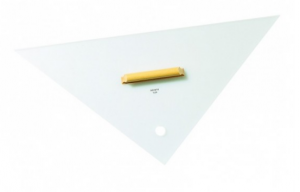 Kursanlegedreieck Aristo 32,5 cm