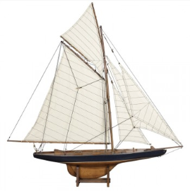 America's Cup Columbia 1901 klein