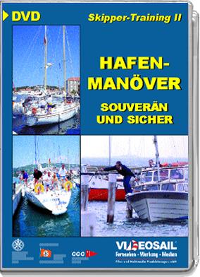 Skipper-Training II - Hafenmanöver