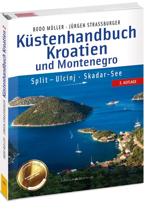 Küstenhandbuch Kroatien & Montenegro