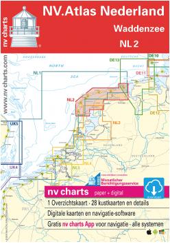 NV.Atlas Nederland NL 2, Waddenzee