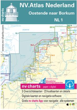 NV.Atlas Nederland NL 1, Ostende naar Borkum