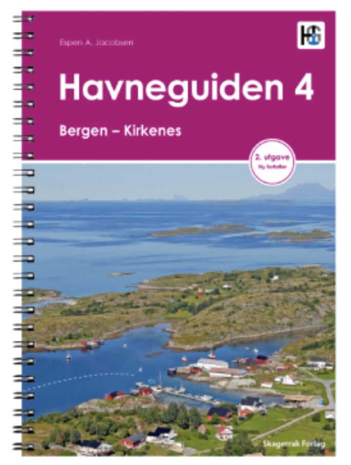 NV.Havneguiden 4 - Bergen - Kirkenes