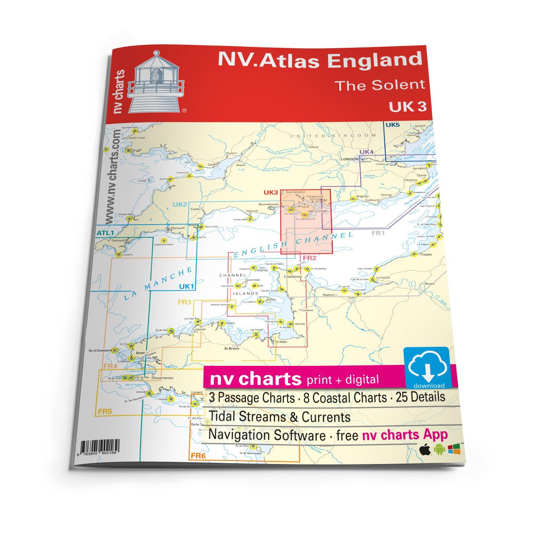 NV Atlas UK3 The Solent